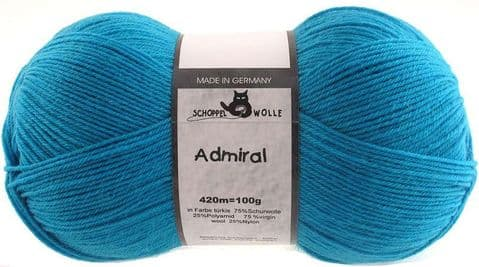 ADMIRAL turquoise 4780
