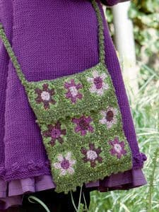 DONEGAL CHILD's BAG Free Pattern
