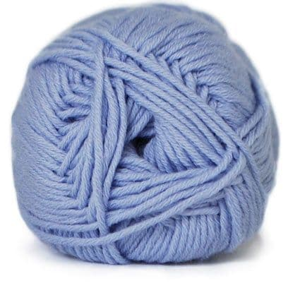 Hjertegarn MERINO COTTON baby blue 1620
