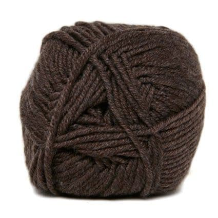 Hjertegarn MERINO COTTON brown 211