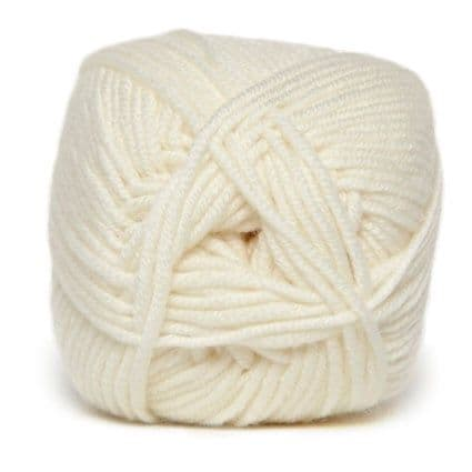 Hjertegarn MERINO COTTON cream 100