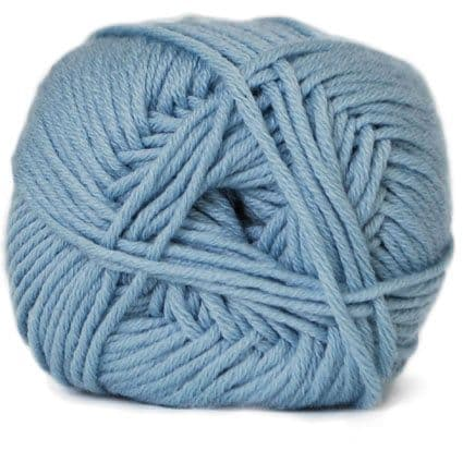 Hjertegarn MERINO COTTON duck egg 3317