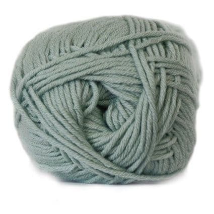Hjertegarn MERINO COTTON mint 5106