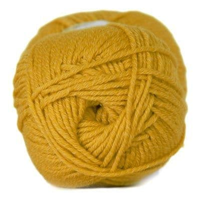 Hjertegarn MERINO COTTON yellow 2676