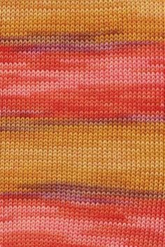 Lang Yarns BABY COTTON COLOR 29 orange/flame