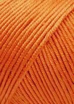 Lang Yarns GOLF 0459 - tangerine