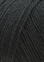 Lang Yarns MERINO 400 LACE  4 black