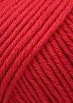 Lang Yarns MERINO 70 red 0060