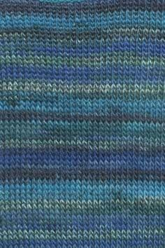 Mille Colori 200 G blue/green 35