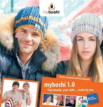 MYBOSHI 1.0 Pattern Book