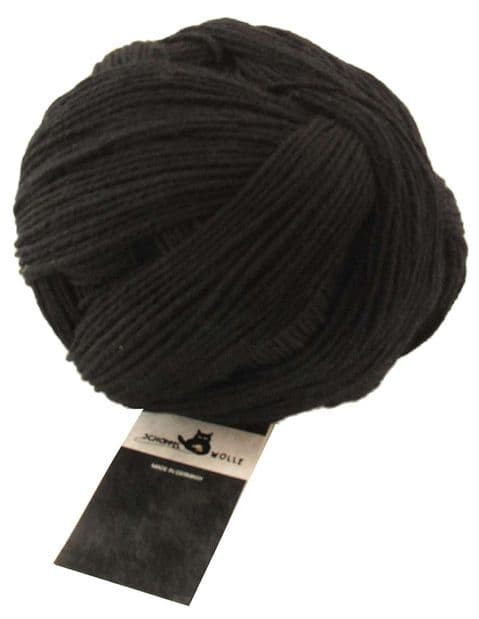 Schoppel-Wolle ADMIRAL 6-ply black