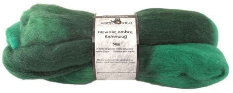 Schoppel-Wolle FILZWOLLE 50g 1966 Summer Meadow
