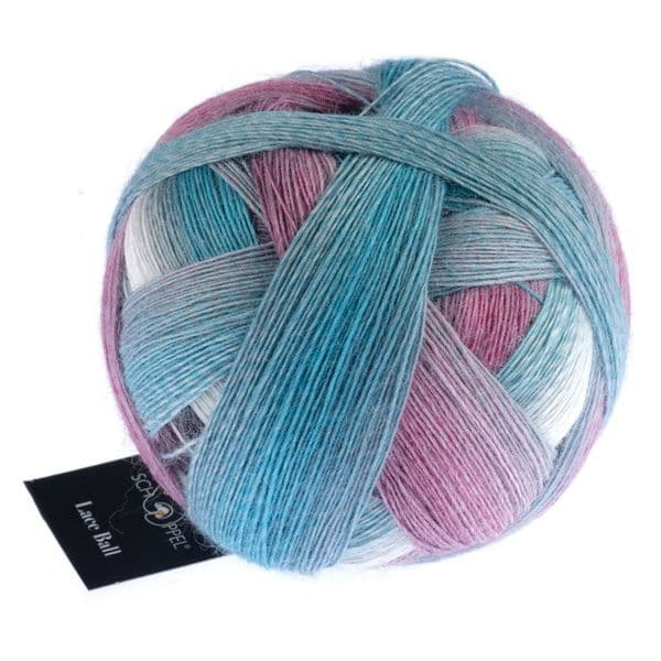 Schoppel-Wolle LACE BALL Jumping Shadows 2469