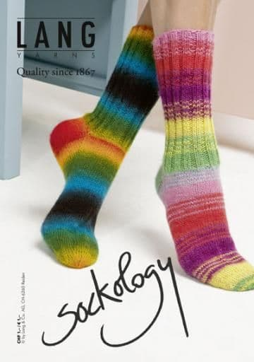 SOCKOLOGY sock pattern
