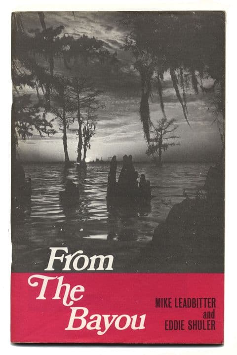Published by Blues Unlimited FROM THE BAYOU The Story of Goldband Records. 62 Page Paperback 1969 M