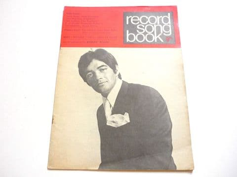 Record Song Book Magazine 1-12-1968 Barry Ryan on Cover Traffic on rear.