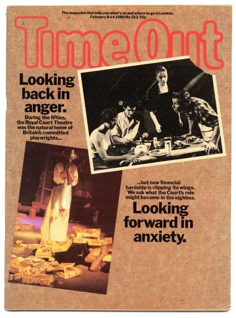 Time Out Magazine No 512 February 1980 The Ramones IRA Northern Ireland Minority reports on TV