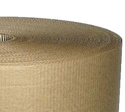 300mm x 75m Corrugated Paper Roll - Collection or Local Delivery Only