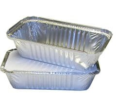 Foil Trays and Lids