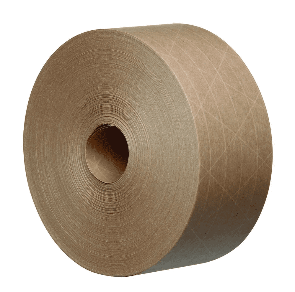 Tegrabond  Water Activated Reinforced Paper Tape 70mm x 100m