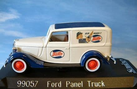99057 FORD PANEL TRUCK
