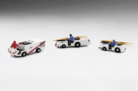 TSMWAC008 True Scale Wings Collection US Navy Support Vehicle Set