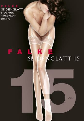Falke Lace Top Stockings