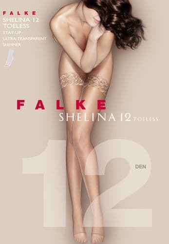 Falke Toe Less Hold Ups