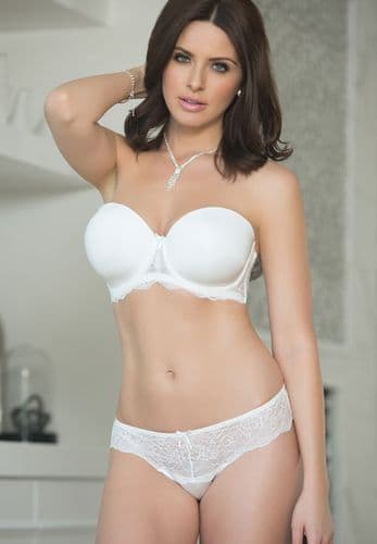Smooth Cup Strapless Bra
