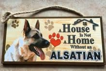 Cat & Dog  MDF Signs
