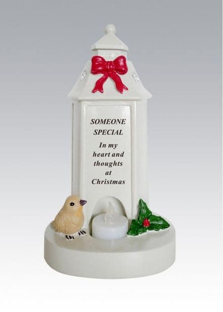Someone Special  Lantern Shaped Memorial Ornament