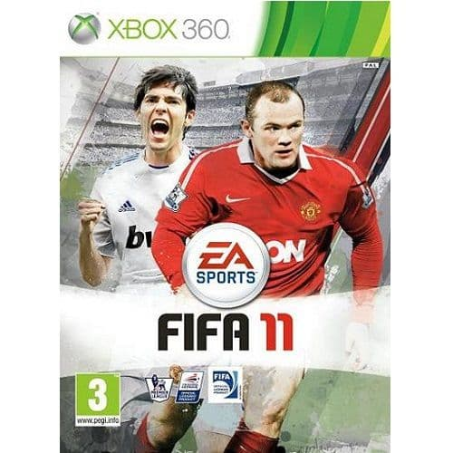 [Pre-Owned]  FIFA 11 Xbox 360 Game