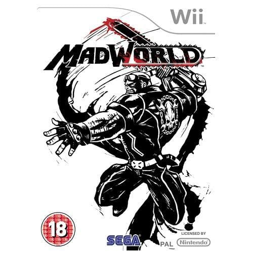 [Pre-Owned] MadWorld Nintendo Wii Game