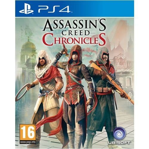 Assassins Creed Chronicles PS4 Game