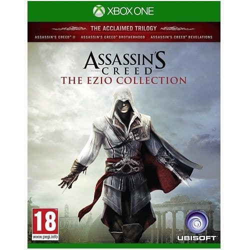 Assassins Creed The Ezio Collection Xbox One Game