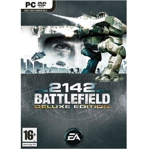 Battlefield 2142 Deluxe Edition PC Game