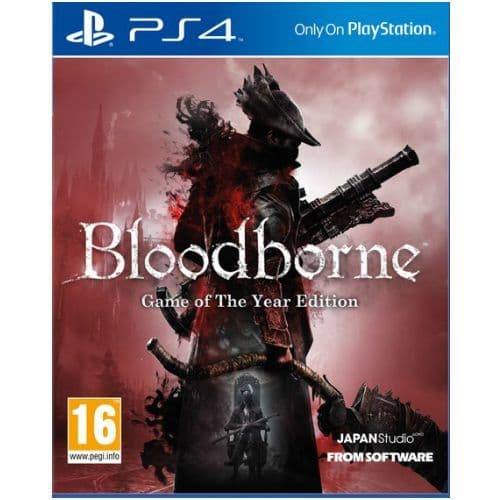 Bloodborne Game of the Year Edition (GOTY) PS4 Game