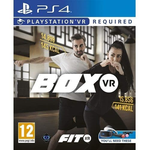 Box VR [PSVR Required] PS4 Game