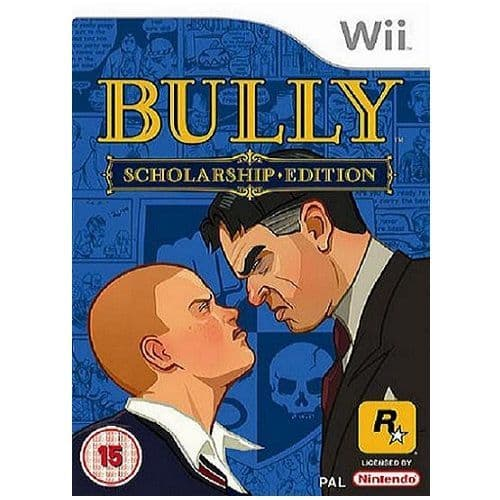 Bully Scholarship Edition for Wii | Gamereload