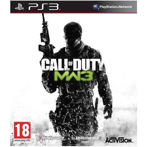 Call of Duty Modern Warfare 3 PS3 Game
