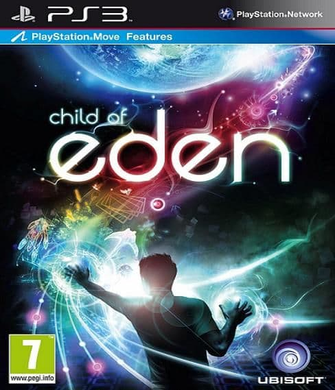 Child of Eden (Move Compatible) PS3 Game