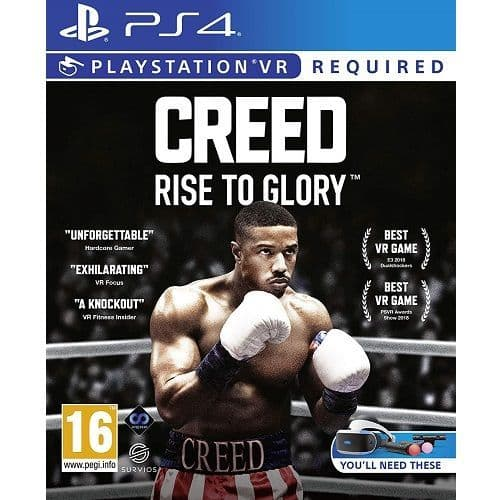 Creed Rise to Glory [PSVR Required] PS4 Game