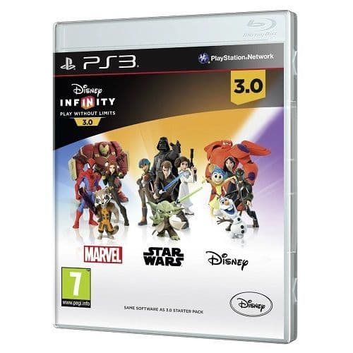 Disney Infinity 3.0 Software for PS3 | Gamereload