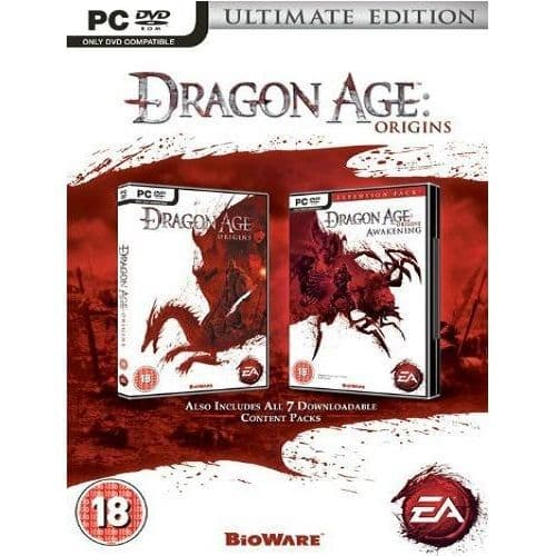 Dragon Age Origins Ultimate Edition PC Game