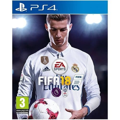FIFA 18 PS4 Game | Gamereload
