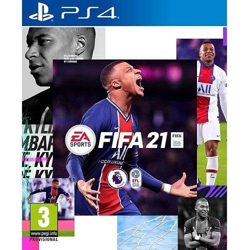 FIFA 21 PS4 Game | Gamereload