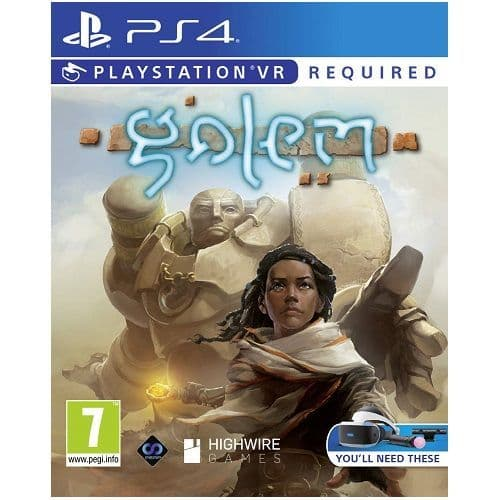 Golem [PSVR Required] PS4 Game