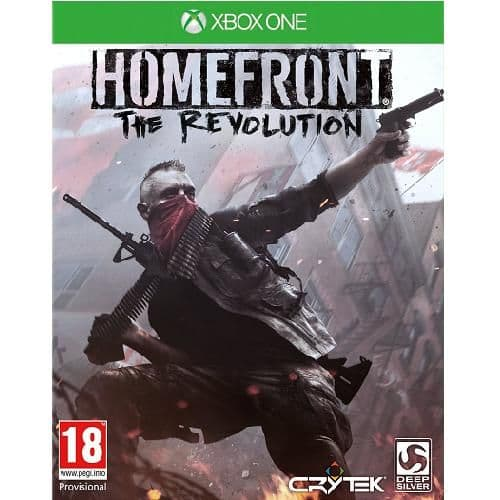 Homefront The Revolution Xbox One Game