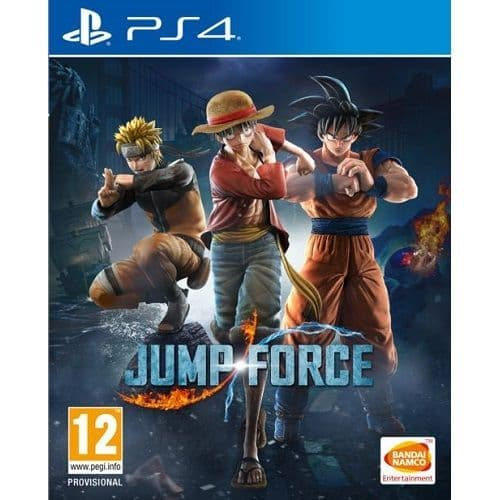 Jump Force PS4 Game