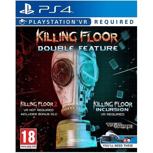Killing Floor Double Feature [PSVR Required] PS4 Game